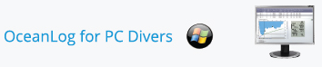 OceanLog for PC Divers