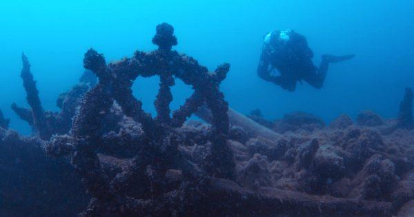 Shipwreck Discovery