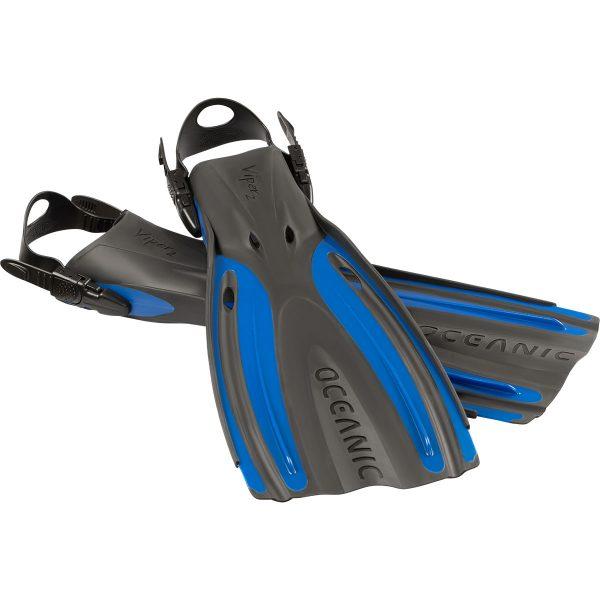 Viper 2 Open Heel Blue Product