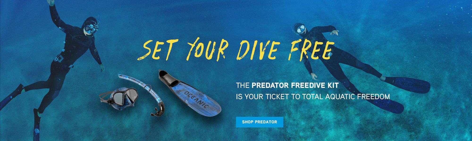 Predator Freediving