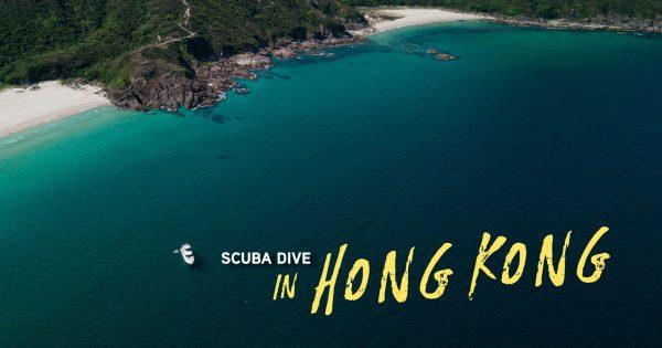 Hong Kong Scuba Diving